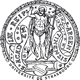 Sceau historique de l'Université de Strasbourg