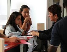 Campagne d'admission en 1ère année de licence pour les étudiants étrangers