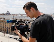 Étudiant en journalisme, Anthony Ducruet remporte un prix prestigieux