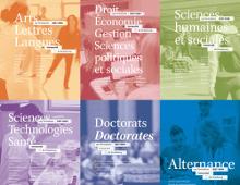 Téléchargez les nouvelles brochures de l'offre de formation 2017/2018