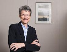 La médaille de l'innovation 2015 du CNRS décernée à Sylviane Muller