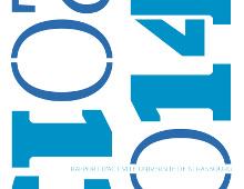 Publication du rapport d'activité 2013/2014 de l'Université de Strasbourg