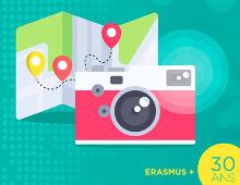 Un concours pour les 30 ans du programme d'échanges Erasmus +