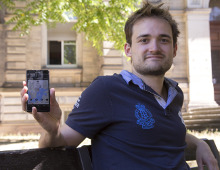 Étudiants et innovants : Une appli pour retrouver ses amis dans le monde entier !