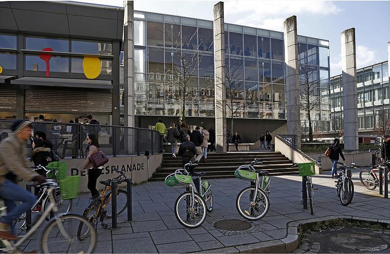 Université de Strasbourg : Le restaurant universitaire Esplanade ...
